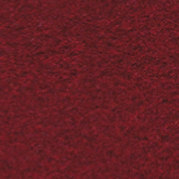 Bastelfilz ca. 1mm 45cm 5m Rolle dunkelrot 150g/m², 100% Polyester, klebefleckenfrei