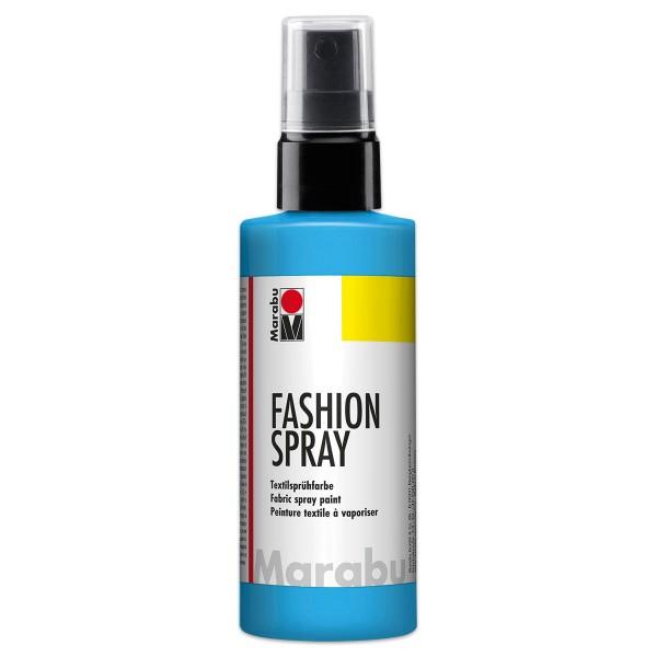 Marabu Fashion-Spray 100ml himmelblau Textilsprühfarbe für helle Stoffe