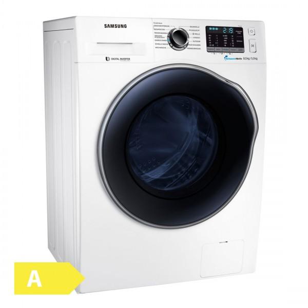 Samsung WD81J5A00AW/EG Waschtrockner 8kg/5kg