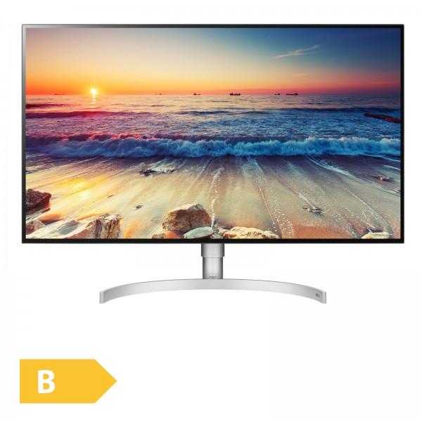 LG 32UL950-W4K 3840 x 2160 HDR 10 / 16:9 / 5 ms / 3 x HDMI / Display Port / Thunderbolt / Hardware K