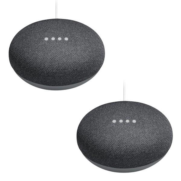 Google Home Mini Charocal