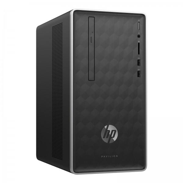 HP Pavilion 590-p0340ng / i5-8400/ 8GB / 128GB SSD / 1TB / Nvidia GTX1050 2GB / DVD-RW / Win10 / Sil