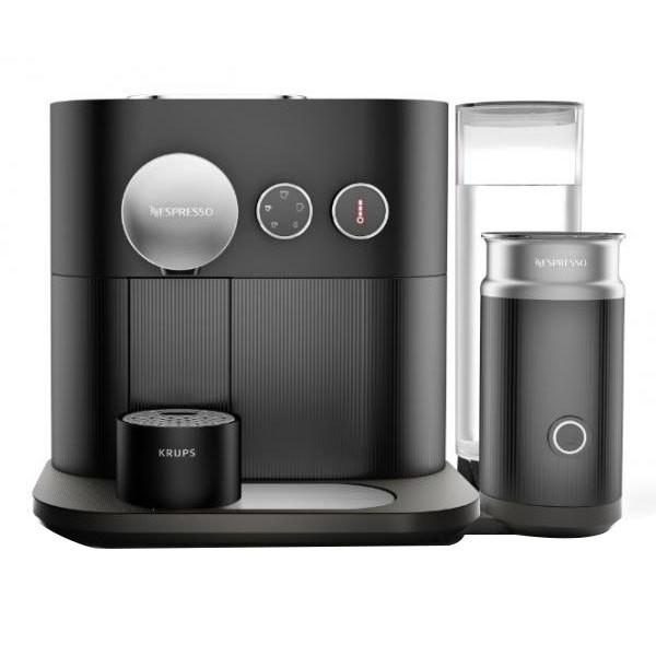 Krups XN 6018 Nespresso Expert&Milk schwarz
