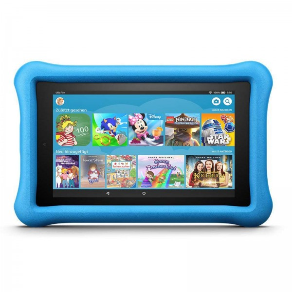 "Amazon Fire 7"" Kids  Edition , 16 GB, Blue  Kid-Proof  Case / special offers"
