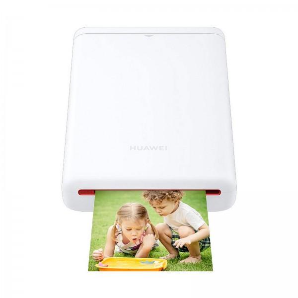 Huawei Photo Printer CV80 incl. 5 Pack Fotopapier
