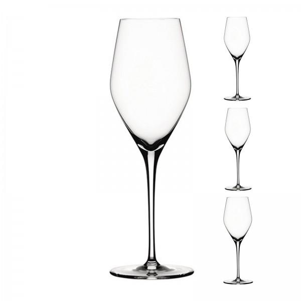 Spiegelau Champagnerglas Authentis, 4er-Set 4400185