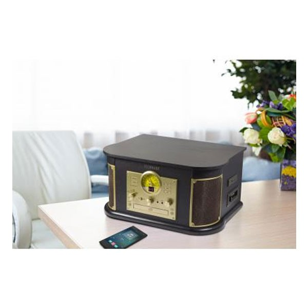 Technaxx Bluetooth Plattendigitalisierer All-in-One TX-103