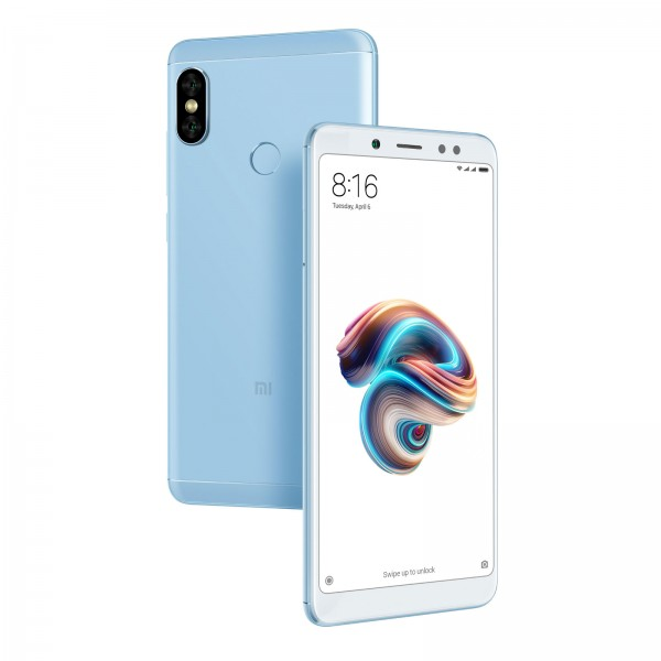 Xiaomi Redmi Note 5 4GB+64GB blau