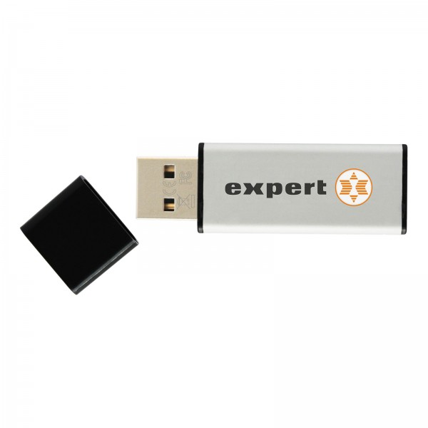 xlyne USB 2.0 Alu expert Logo 32GB