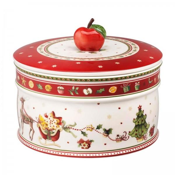 Villeroy & Boch Winter Bakery Delight Gebäckdose gross 14-8612-4526 V&B
