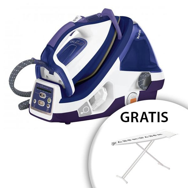 Tefal PRO X-Pert Plus GV8977 Dampfgenerator inkl. TI 1200 Bügeltisch