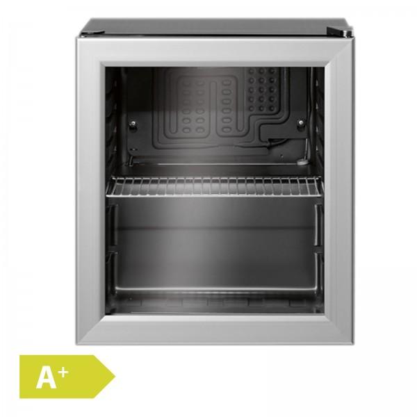 BOMANN KSG 237.1 Glastürkühlschrank schwarz