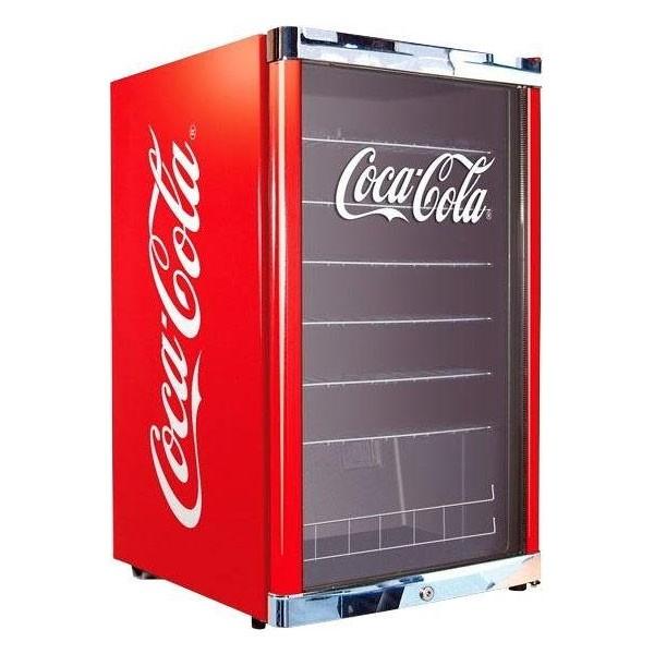 Husky Cubes Highcube CocaCola Flaschenkühlschrank