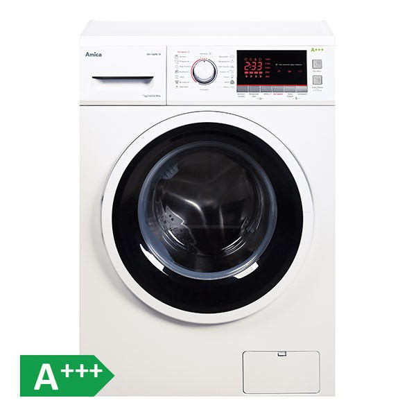 Amica WA 14690 W Waschmaschine Weiß Energieeffizienz A+++