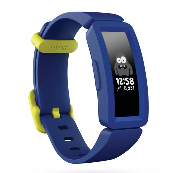 Fitbit Ace 2 Night Sky+Neon gelb