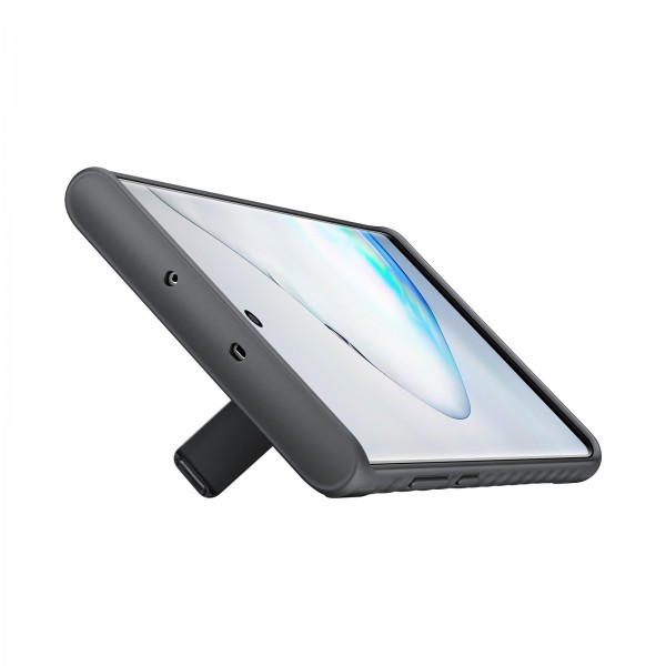 Samsung Protective Standing Cover EF-RN975 f. Note 10+, silver