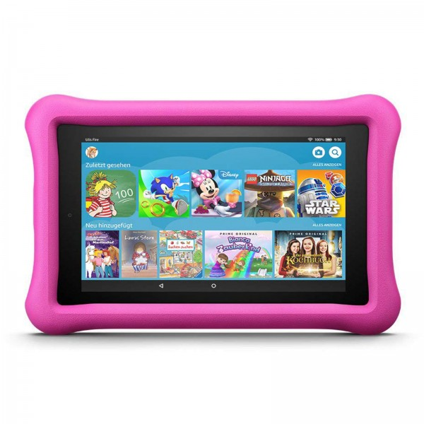 "Amazon Fire 7"" Kids  Edition , 16 GB,   Pink Kid-Proof  Case / special offers"