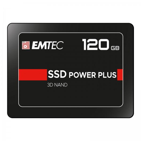 "EMTEC 3D NAND Phison 120GB SSD 2,5"" (6.3cm) SATAIII intern"