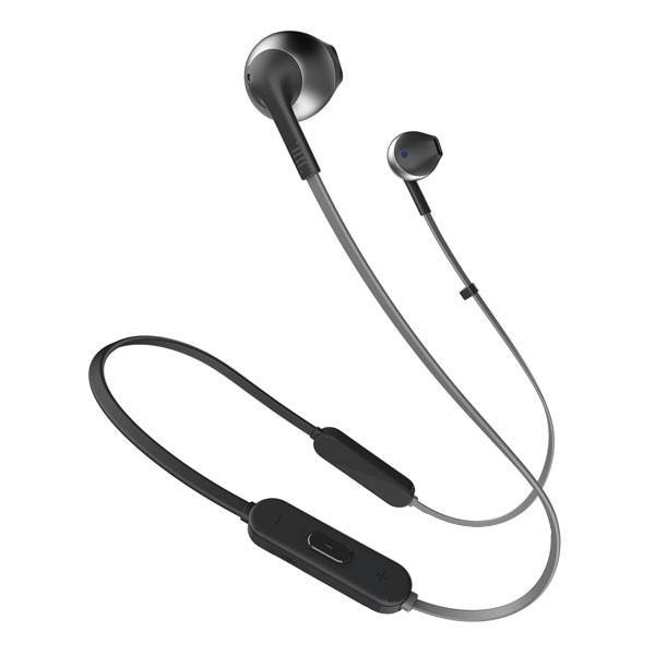 JBL T205 BT In-Ear Kopfhörer Bluetooth Akku Mikrofon Pure Bass Sound Headphones