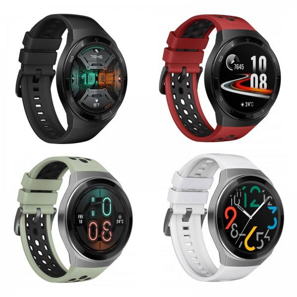 Huawei Watch GT2e (Hector B19S) graphite black