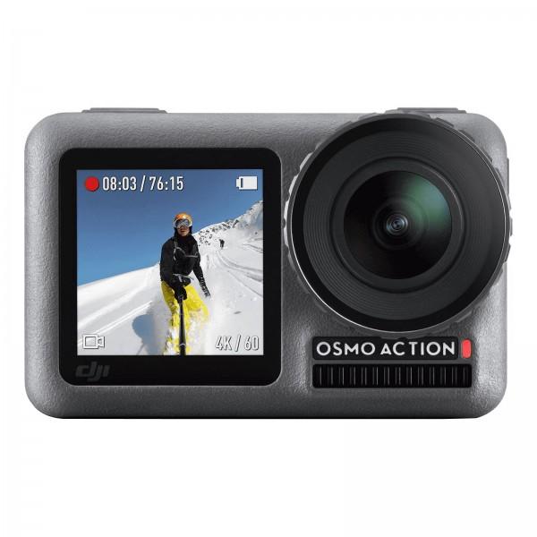DJI Osmo Action 4K Actioncam Ultra HD Camcorder HDR Wasserdicht Sprachsteuerung