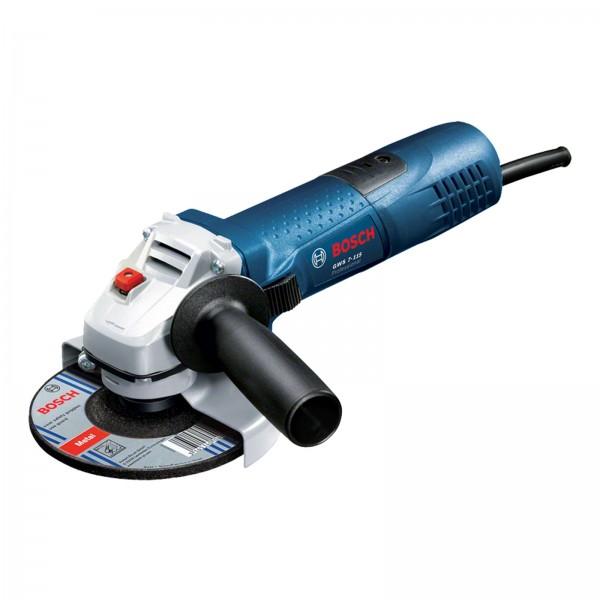 Bosch Professional GWS 7-115 (C) Elektrischer Winkelschleifer