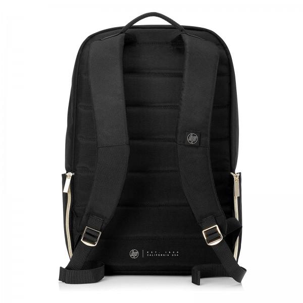 HP Pavilion Accent Backpack 15 Black/Gold