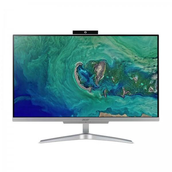 "Acer Aspire C24-865 silver / i3-8130U / 8GB / 256GB SSD / UHD 620 / 23,8"" FHD / Win 10 Home"