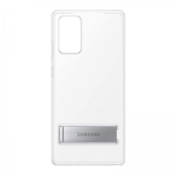 Samsung EF-JN980 Clear Standing Cover für Galaxy Note 20 transparent