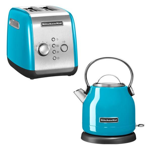 kitchenaid frühstücksset 5kmt221 toaster kitchenaid 5kek1222 wasserkocher,5413184130923