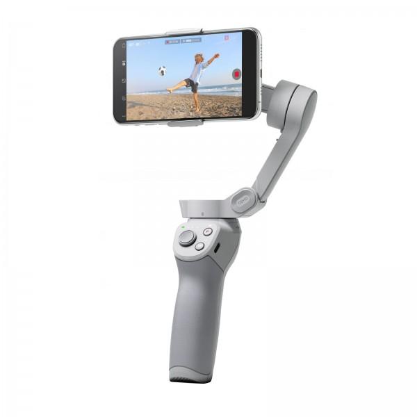DJI Osmo Mobile 4 Smartphone-Gimbal Handstativ Handkamerastabilisator Magnetisch