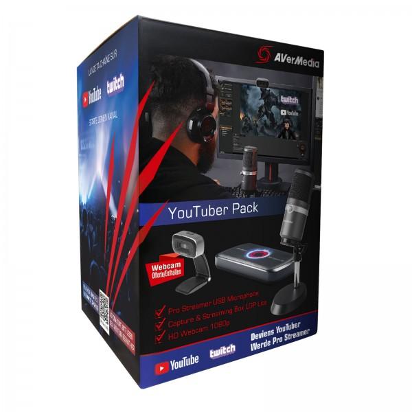 AVerMedia YouTuber Pack/Streaming Kit