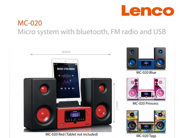 Lenco MC-020