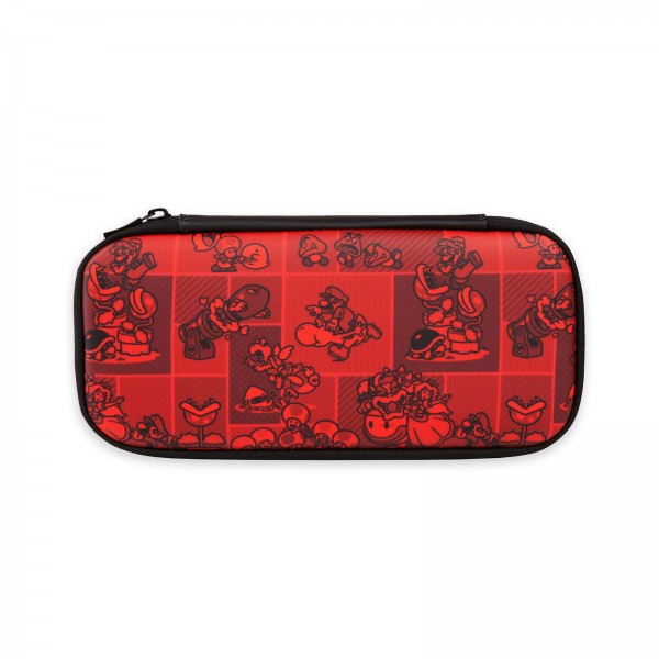 NOR SWITCH STEALTH CASE MARIO RED
