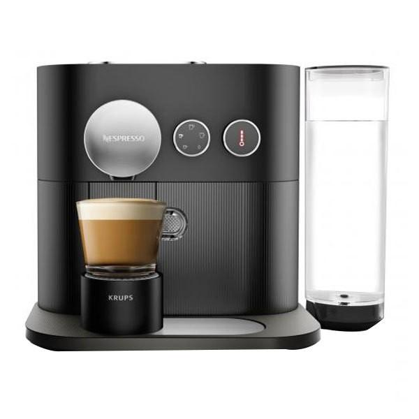 Krups XN6008 Nespresso Expert schwarz Nespressoautomat Kapselsystem Premium
