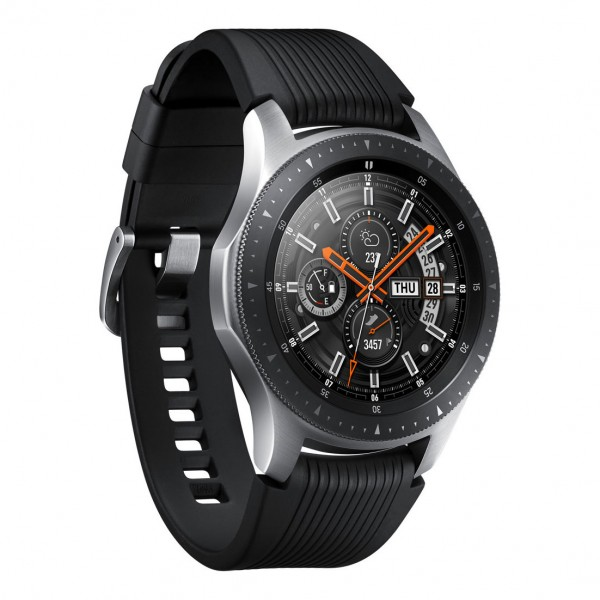 Samsung SM R805 Galaxy Watch 46mm LTE sIlber