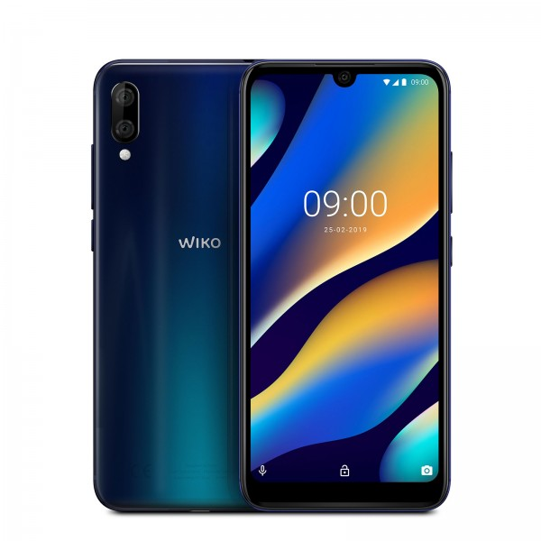 Wiko View 3 Lite anthracite blue