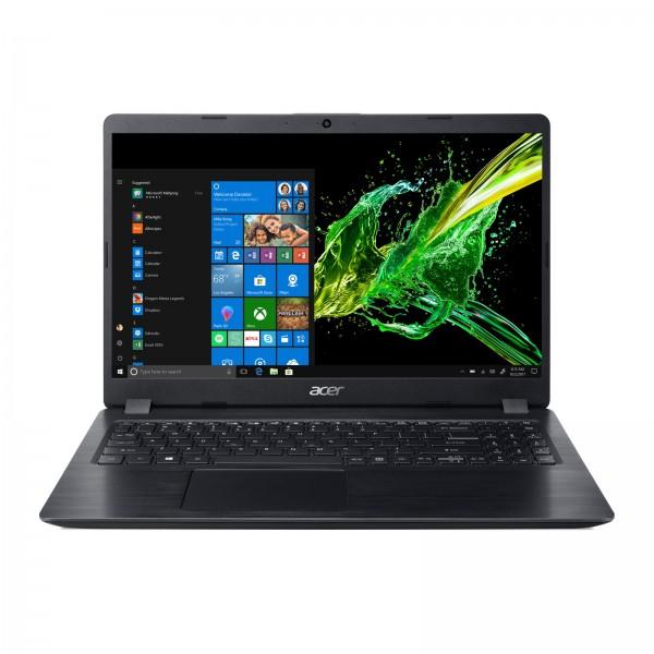 Acer Aspire 5 (A515-52G-72FT) schwarz Alu A-Cover / i7-8565U / 8GB / 128SSD + 1TB / GF MX130-2GB / 1