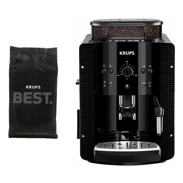 KRUPS EA 8108 Epresso-Kaffee-Vollautomat schwarz