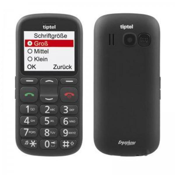 Tiptel Ergophone 6380 schwarz