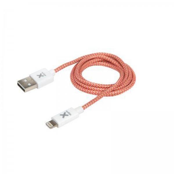 Xtorm Orginal Red USB-C Lightning cable (1 m)