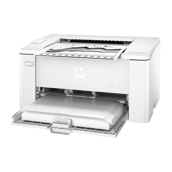 HP LaserJet Pro M102w, Wlan, weiß