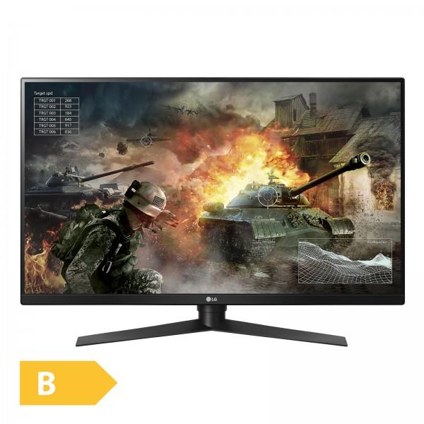 LG 32GK850G / 2560x1440 / 16:9 / 5 ms / HDMI / Display Port / 165 HZ / Nvidia G-Sync / Game Mode / P