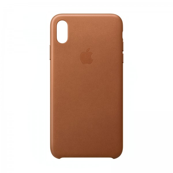 Apple iPhone XS Max Leder Case (Product)
