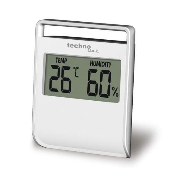 TECHNOTRADE WS 9440 Temperaturstation weiß