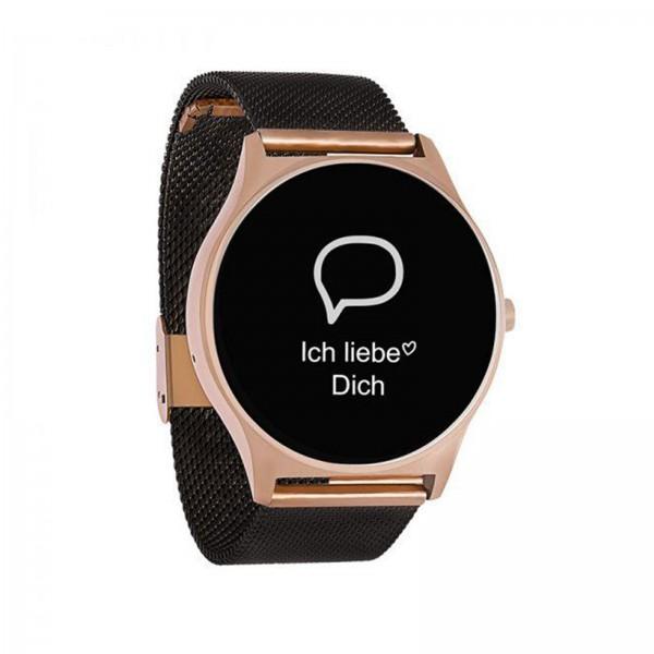 Xlyne X-Watch Joli XW Pro schwarz gold