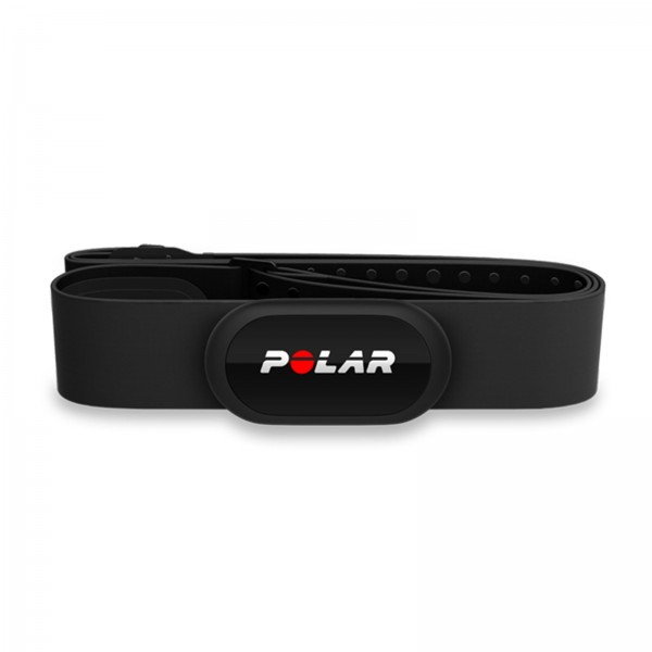 Polar Herzfrequenz-Sensoren-Set H10 N HR BLE Gr. XS - S schwarz