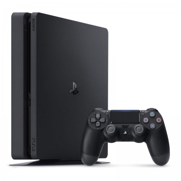 SONY PS4 SLIM 1TB BLACK NEU