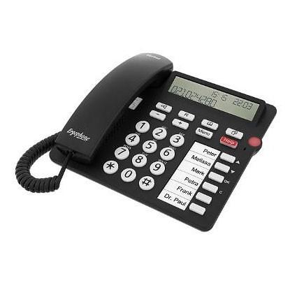 Tiptel Ergophone 1300 anthrazit