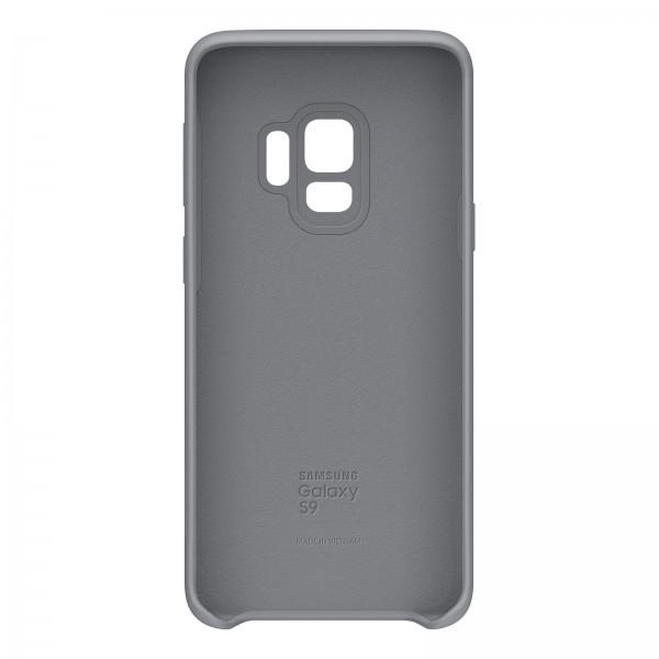 Samsung EF-PG960 Silikon Cover Galaxy S9 grau
